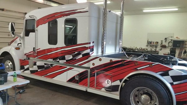 2003 Kenworth T300  for Sale $65,000