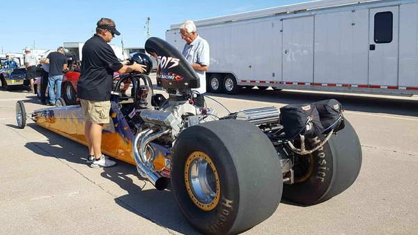 06 Undercover dragster w/ MOPAR 1108hp  for Sale $45,000