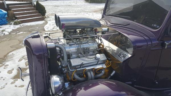 1935 Ford 1/2 Ton Pickup