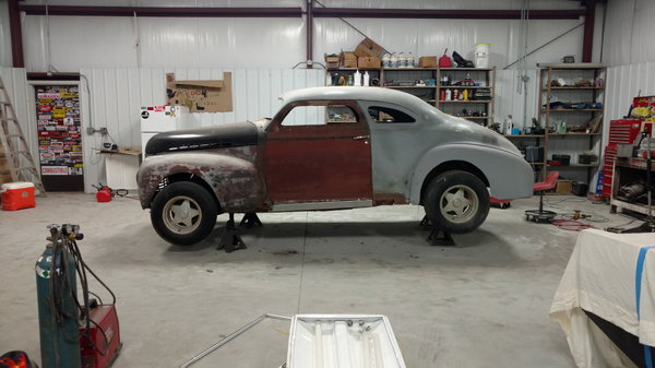 1941 Chevrolet Special Deluxe  for Sale $1,800