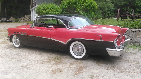 1956 Buick Roadmaster  for Sale $26,900