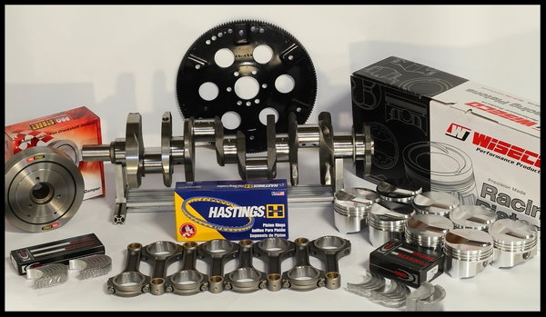 CHEVY BBC 496 505 STAGE 6.0 TURN KEY ENGINE, DART BK 674HP   for Sale $8,395