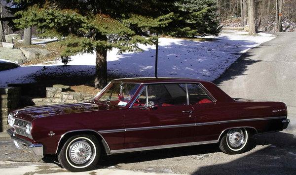 1965 Chevrolet Malibu  for Sale $26,000