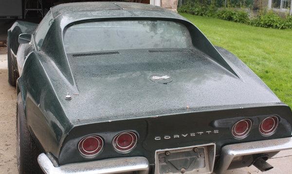 1968 Chevrolet Corvette  for Sale $17,500
