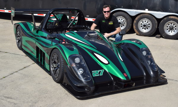 Radical SR8 (low hours)  for Sale $69,950