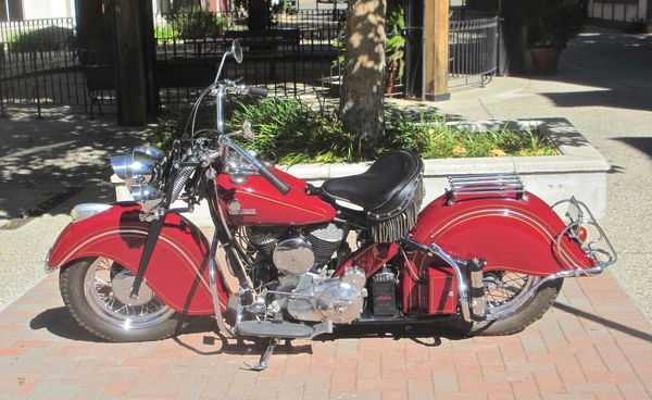 1946 indian chief  for Sale $14,000