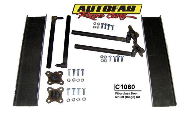 Autofab Fiberglass Door Hinge/Mount Kit  for Sale $139