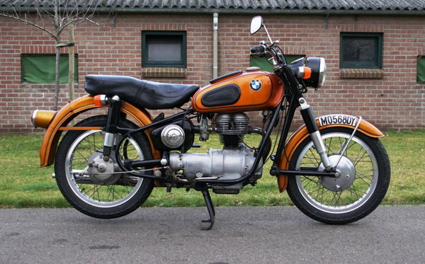 1962 BMW R27  for Sale $9,000