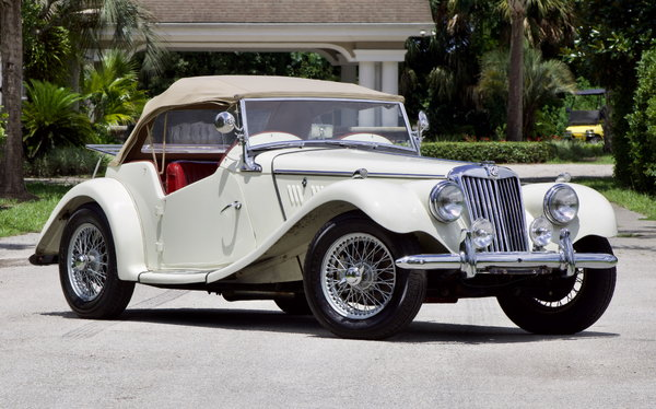 1954 MG TF  for Sale $29,950