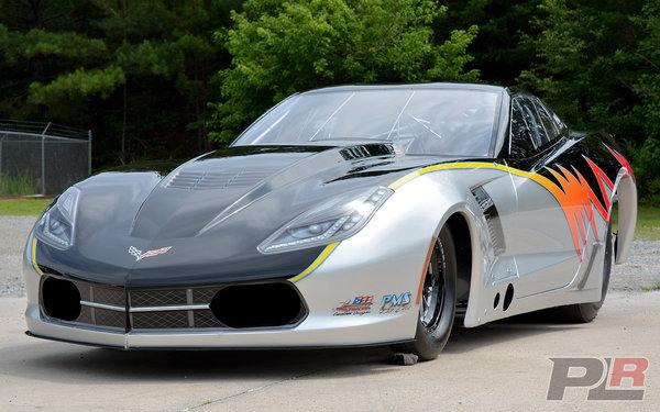 2017 PMS Race Cars C7 Corvette Pro Mod Roller For Sale  for Sale $115,000