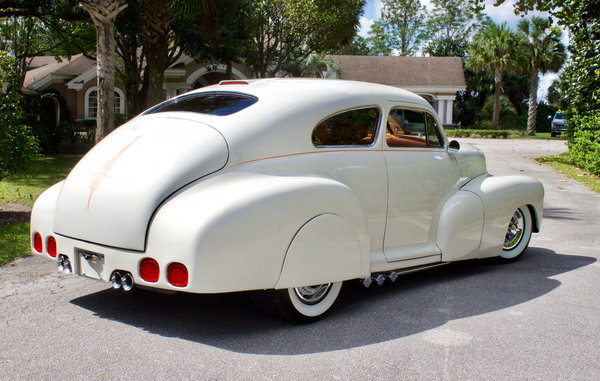 1947 Chevrolet Fleetline Aero Sedan / SUPER High Show Qualit