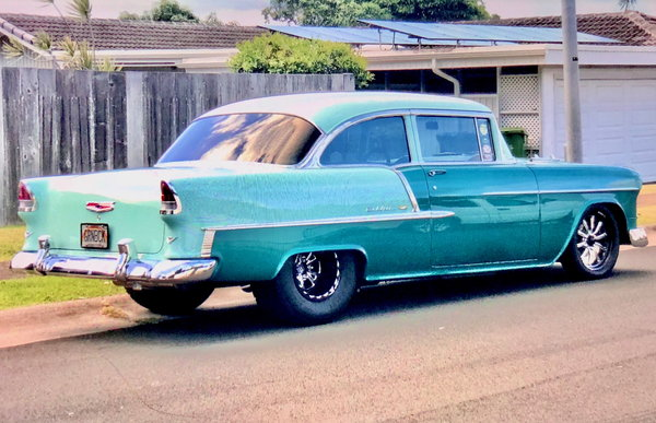 1955 Chevrolet Bel Air  for Sale $59,000