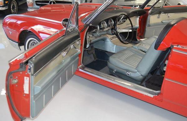 1962 Ford Thunderbird  for Sale $34,800