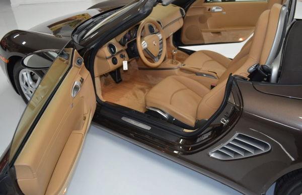 2008 Porsche Boxster  for Sale $19,800