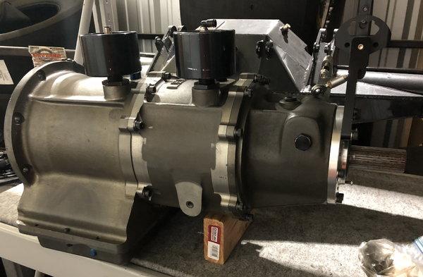 Snyder Motorsports Lencodrive Racing Transmission 2 Speed or  for Sale $6,500