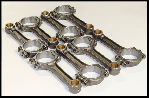 "383 STROKER ASSEMBLY SCAT CRANK 6"" RODS WISECO -12cc Dh  for Sale $1,150"