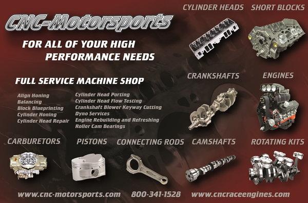CALLIES COMPSTAR SBF 363 STROKER KIT BALANCED WITH DIAMOND  for Sale $2,499
