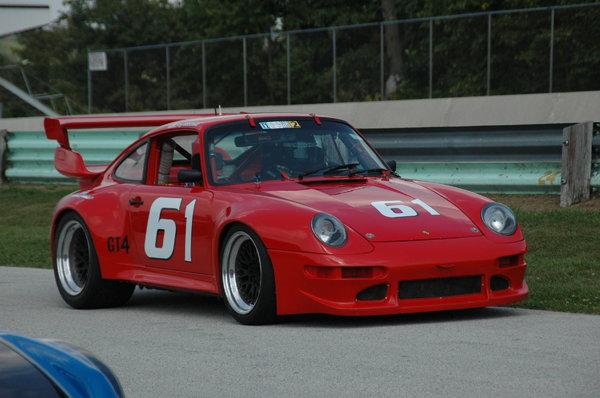 1993 Porsche 911RS AMERICA RACECAR  for Sale $69,995