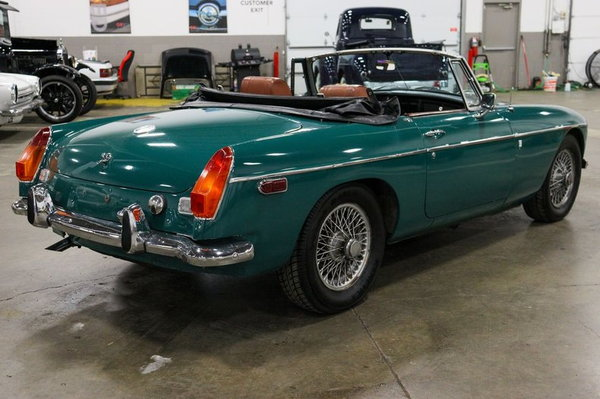 1972 MG B  for Sale $14,900