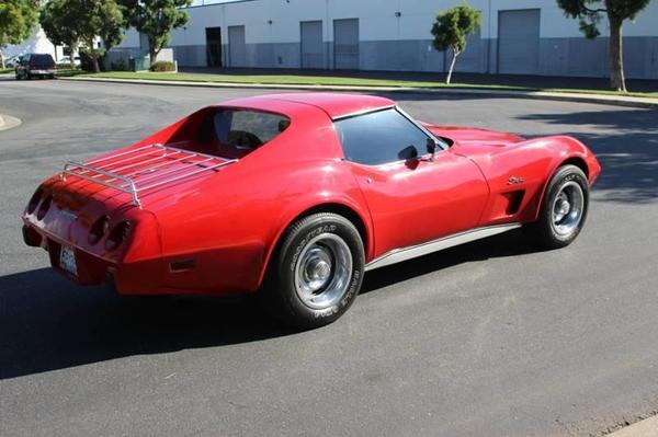 1976 Chevrolet Corvette  for Sale $12,900