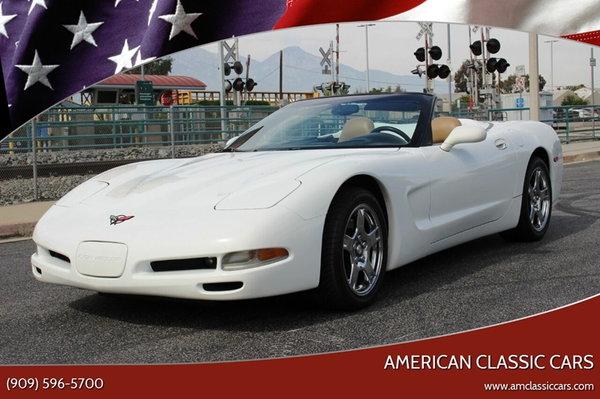1999 Chevrolet Corvette Base 2dr Convertible  for Sale $15,900