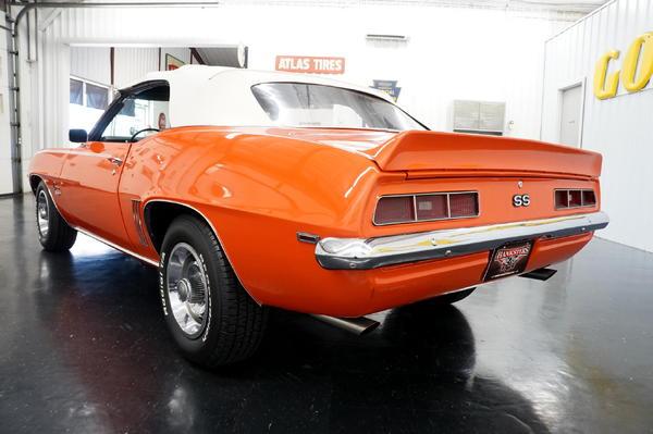 1969 Chevrolet Camaro  for Sale $59,900