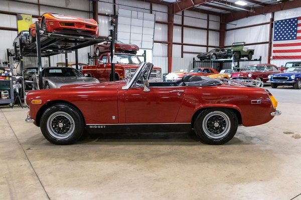 1971 MG Midget  for Sale $19,900
