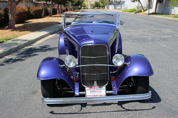 1932 Ford Roadster Custom  for Sale $27,900