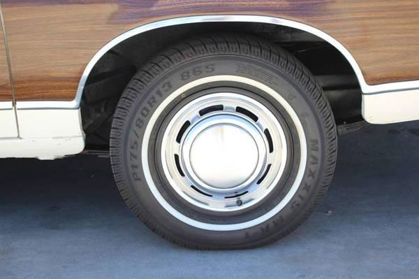 1978 Mercury Bobcat Villager Wagon  for Sale $0