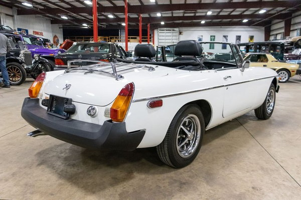 1980 MG B  for Sale $10,900
