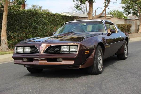 1977 Pontiac Firebird Trans Am  for Sale $33,900
