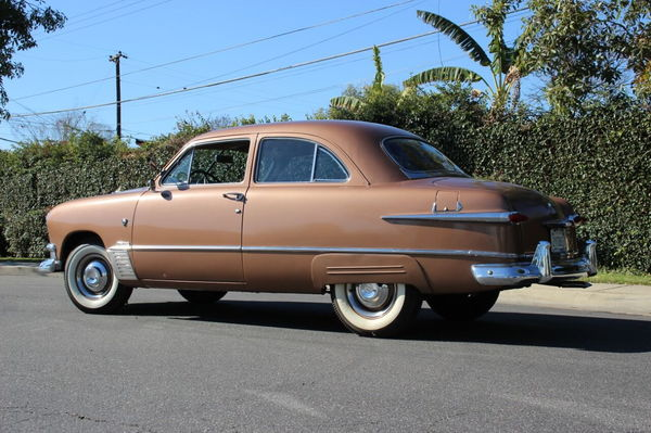 1951 Ford Custom  for Sale $15,900