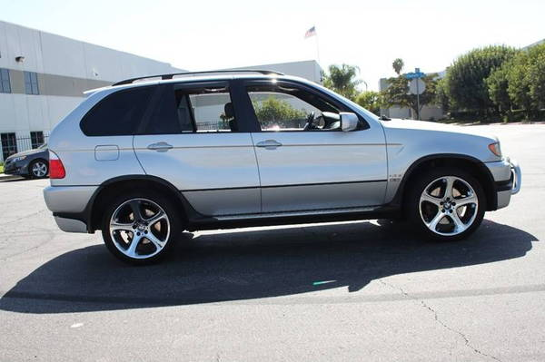 2002 BMW X5 4.6is AWD 4dr SUV  for Sale $12,900