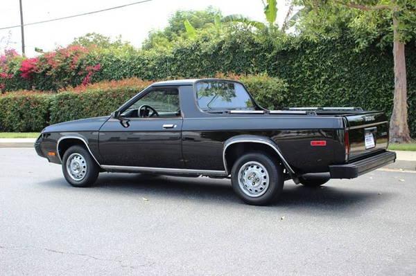1982 Dodge Rampage Base 2dr Standard Cab  for Sale $10,900