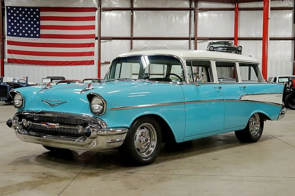 1957 Chevrolet 210 Wagon  for Sale $25,900
