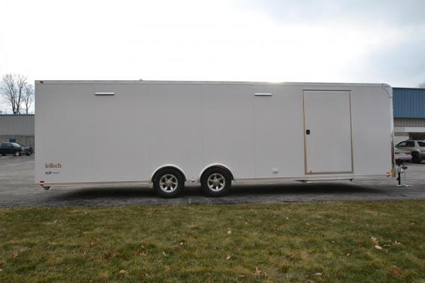 2019 inTech Trailers 28 Lite Car / Racing Trailer  for Sale $21,599