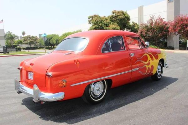 1950 Ford Sedan 2 Door Custom  for Sale $21,900