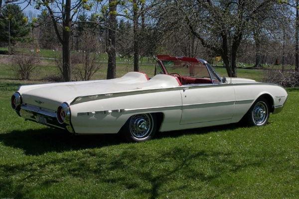 1962 FORD THUNDERBIRD  for Sale $30,000