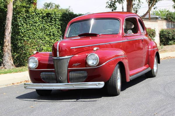 1941 Ford Coupe Super Deluxe  for Sale $34,900