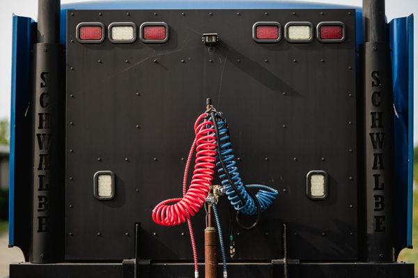 2013 PETERBILT 388 SCHWALBE STRETCH CUSTOM  for Sale $167,500