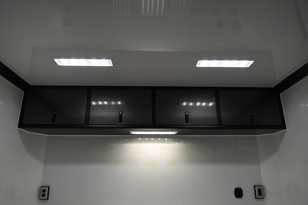 24' inTech Aluminum Car Trailer -  11554