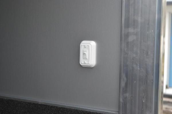 """96"""" Wide Door - 8.5x28' ATC - 2019 Model BLOWOUT - 305"""