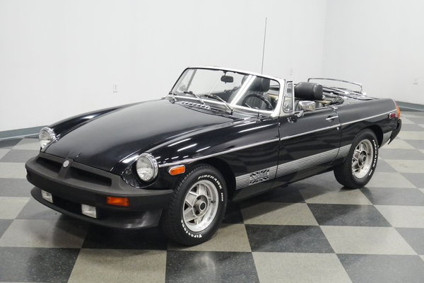 1979 MG MGB Limited Edition  for Sale $16,995