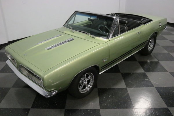 1968 Plymouth Barracuda Restomod  for Sale $58,995