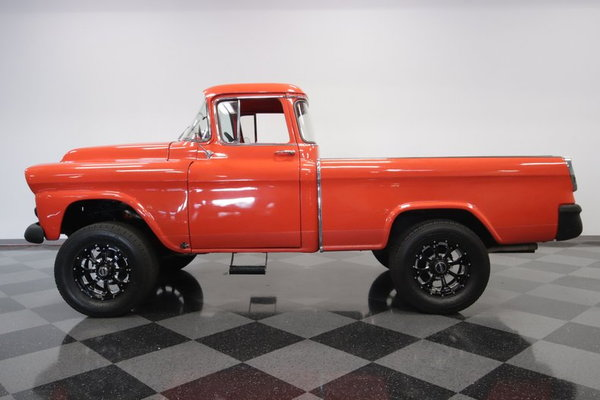 1957 GMC Cameo 4X4  for Sale $38,995