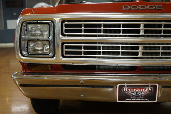 1979 Dodge Lil Red Truck Express  for Sale $27,900