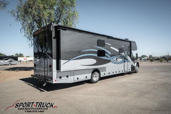 2021 NeXus RV Wraith Super 35W
