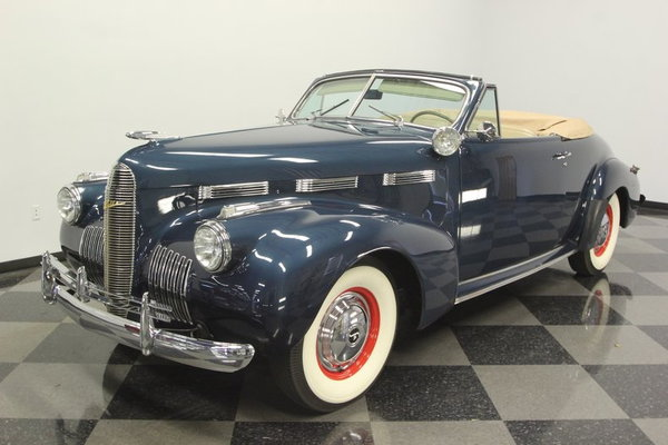 1940 LaSalle Convertible Series 52  for Sale $69,995