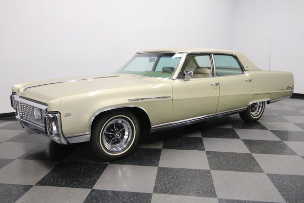 1969 Buick Electra 225 Custom  for Sale $16,995