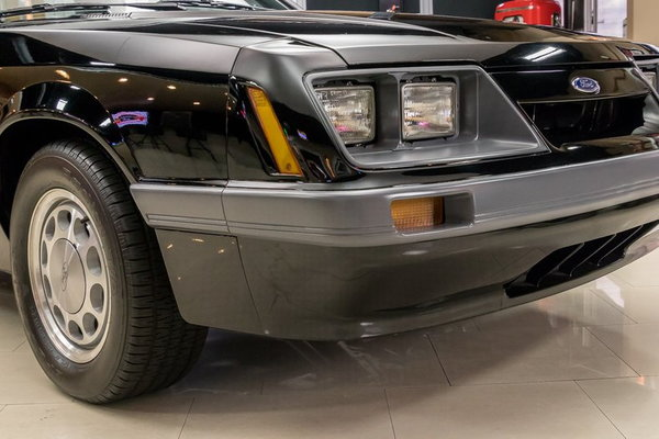 1986 Ford Mustang Convertible  for Sale $24,900